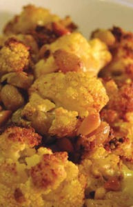 Curried-Cauliflower-Florets