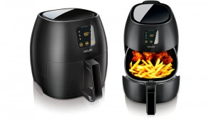air fryer - how does it work